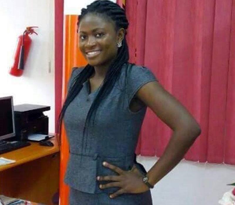 Miss Phedelia Afoakwa